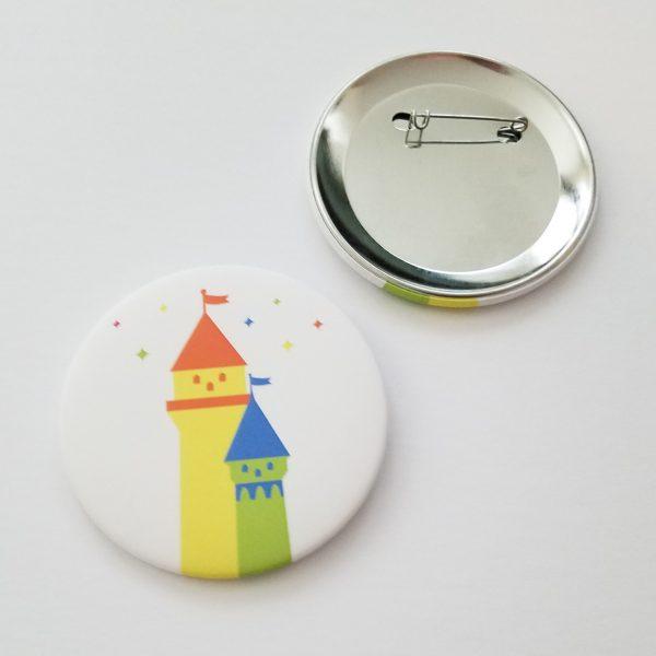 Disneyland With Kids Button