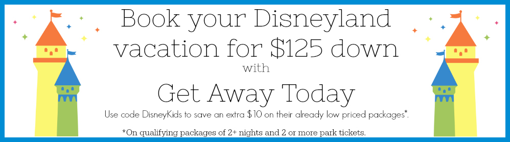 Disneyland With Kids Vacation Discount
