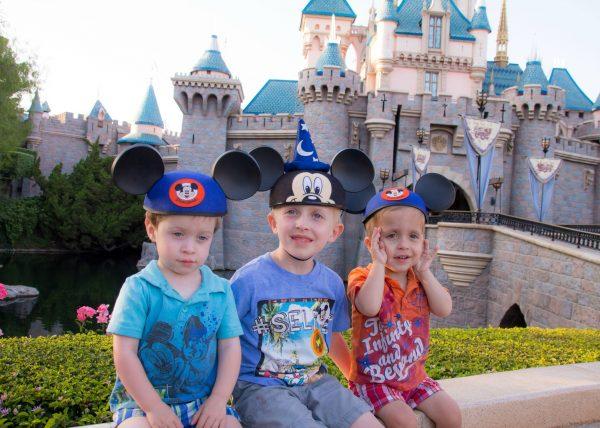 Be tha magic at Disneyland Resort