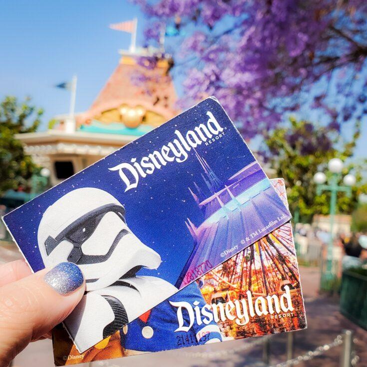 Discount DISNEYLAND� Vacations & Beyond