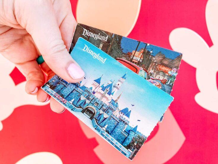 Disneyland Ticket Expiration Dates Extended