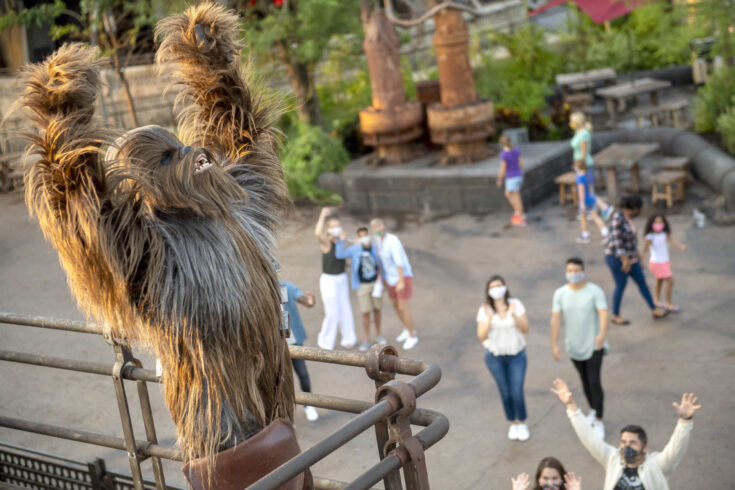 What To Know About Characters When Disneyland Reopens