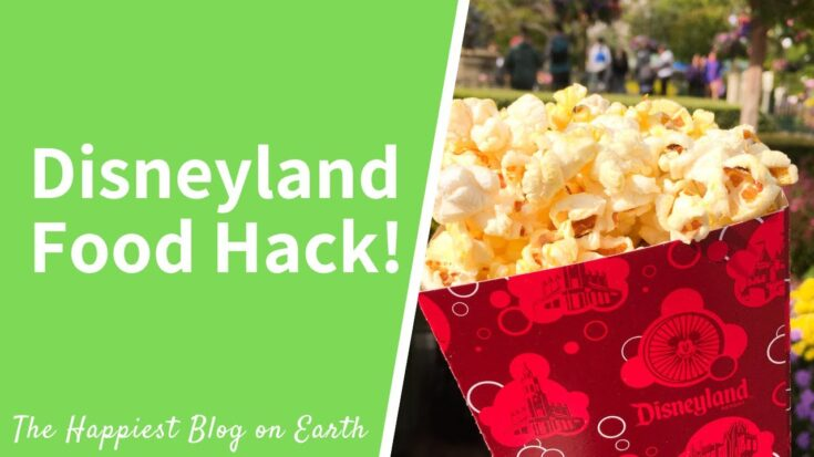 Disneyland Food Hack!
